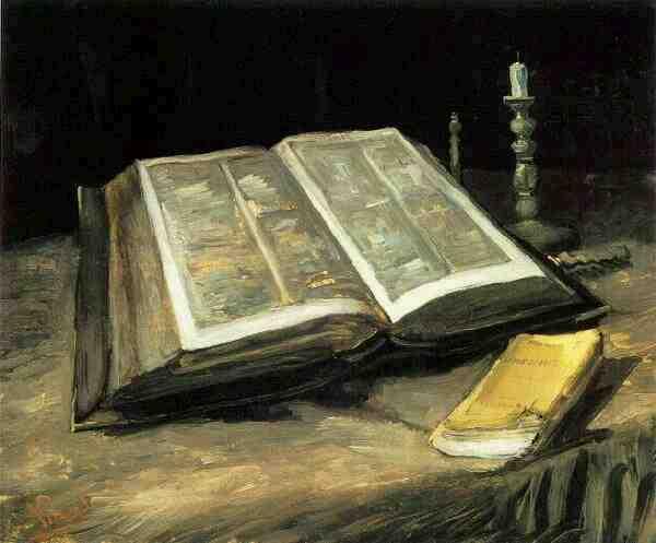 Bibbia vangogh