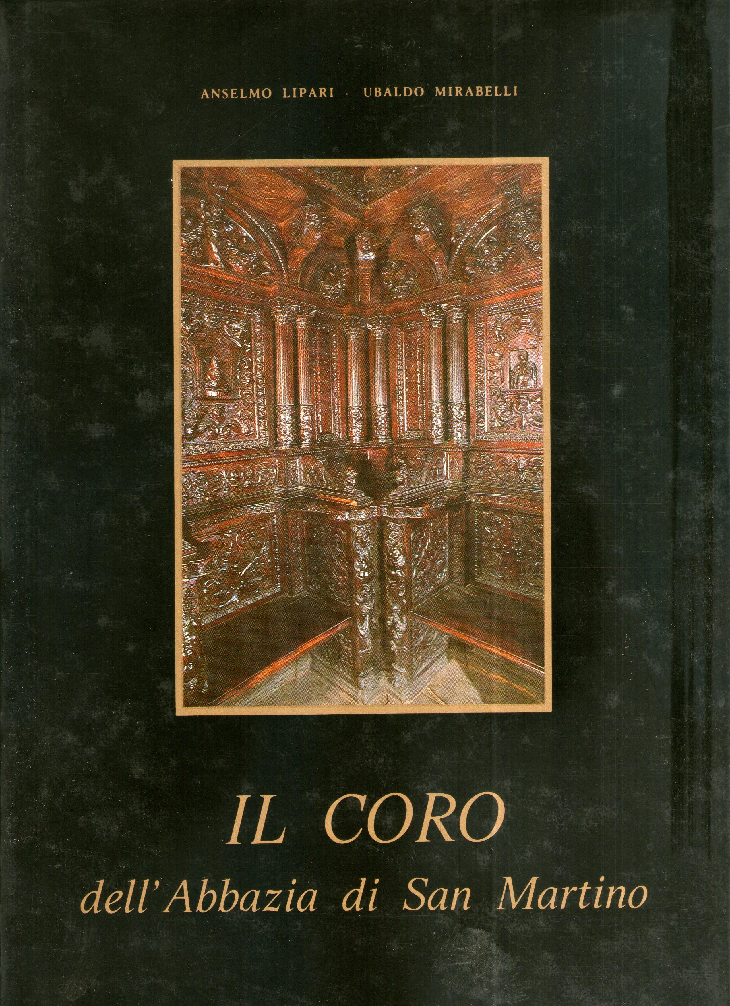 Il coro dell'abbazia