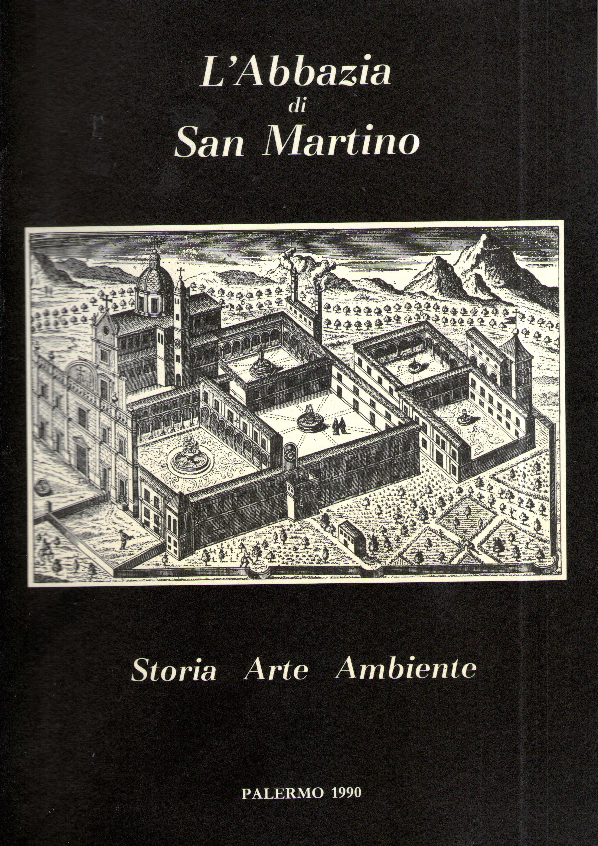 L'Abbazia di San Martino delle Scale